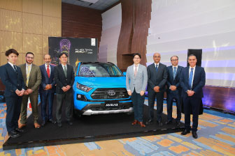AAB Launches all-new RAV4 in Qatar