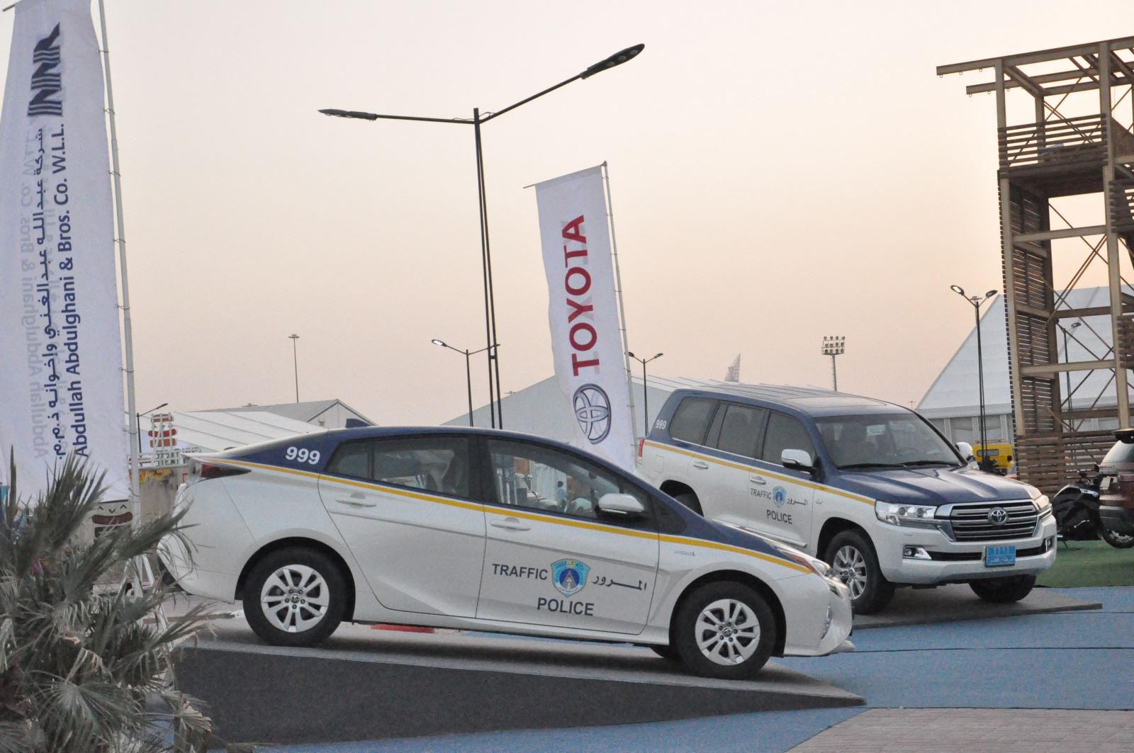 AAB participates in 34th Traffic Week