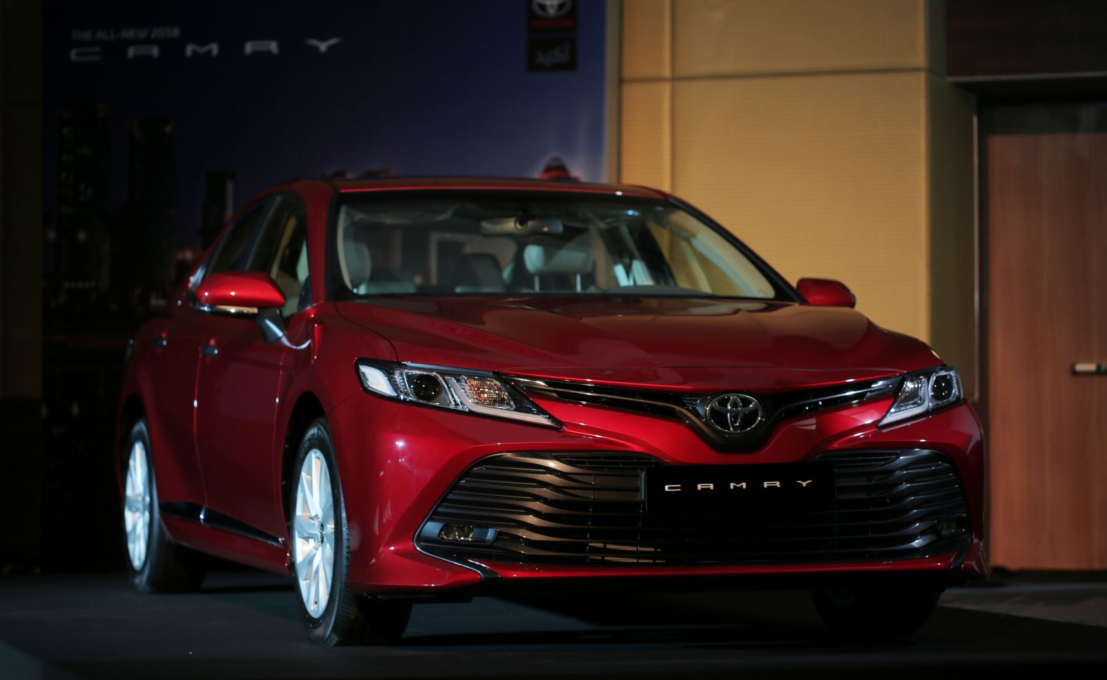 AAB launches the all-new Camry 2018