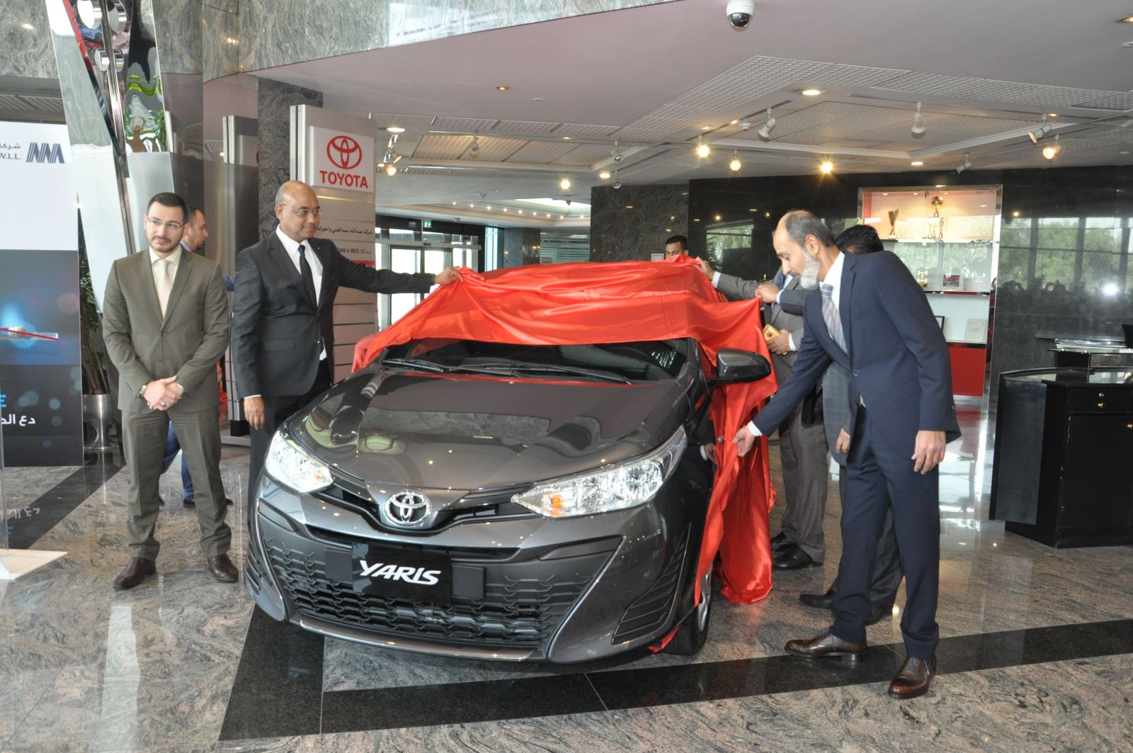 Toyota Launches The All-New Yaris Hatchback 2018