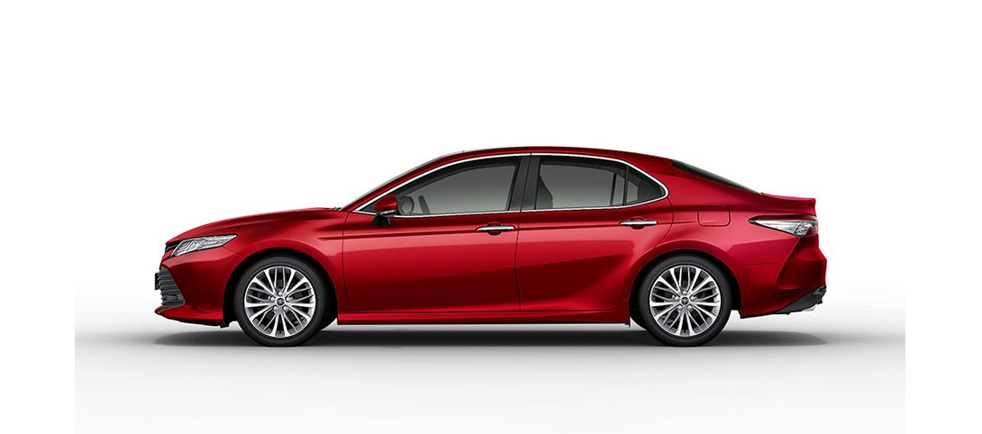 Camry HEV Emotional Red