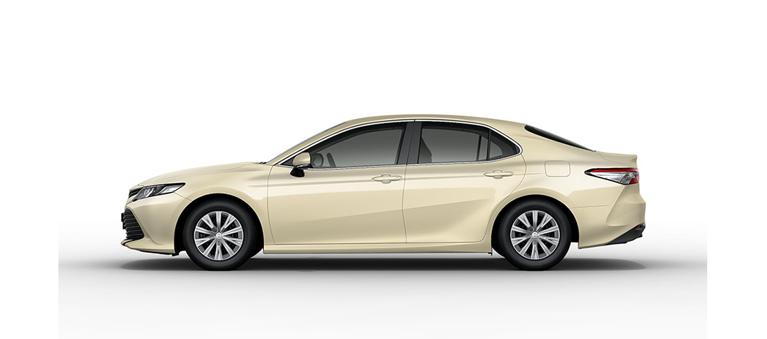 Camry HEV Yammer Beige
