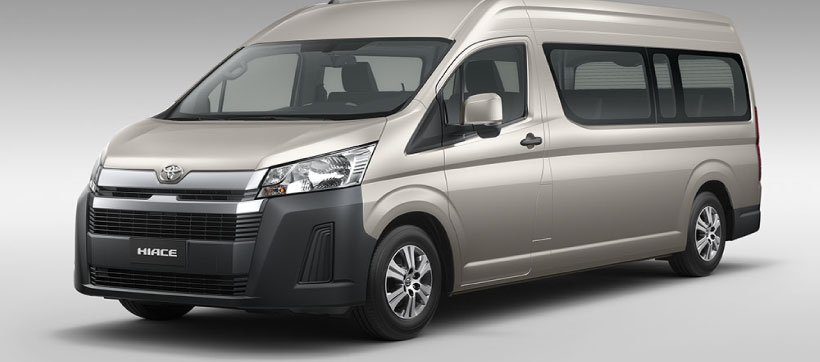 Hiace Gold Metallic