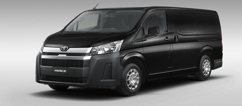Toyota Qatar Official Site - Toyota Hiace