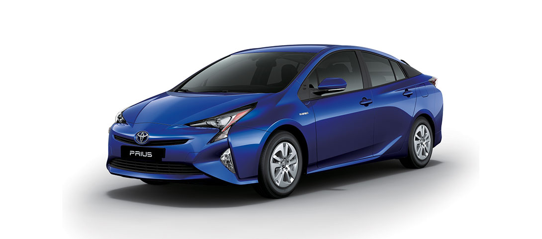 Prius Dark Blue Mica Metallic