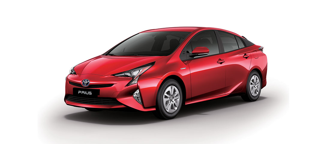 Prius Emotional Red