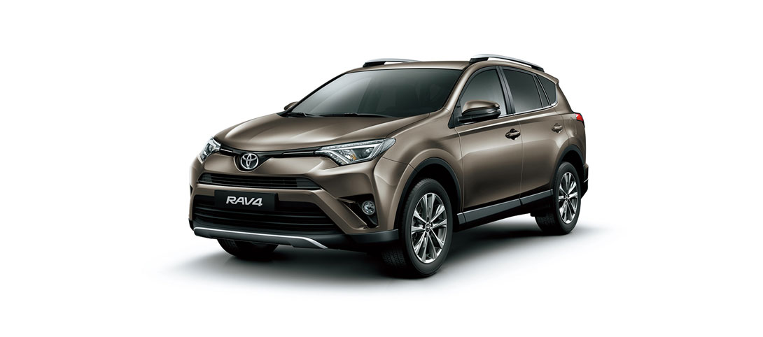 RAV 4 Bronze Mica Metallic