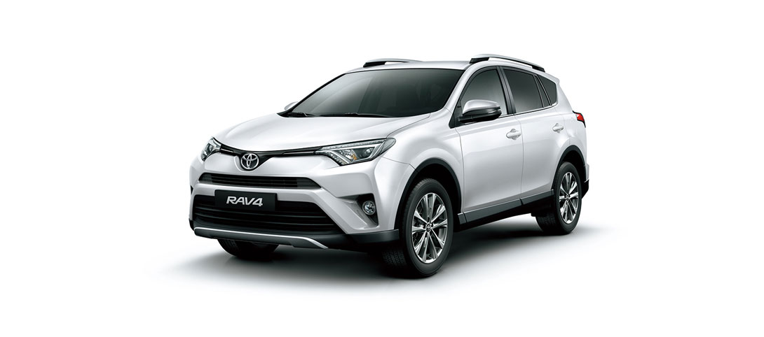 RAV 4 Super White II