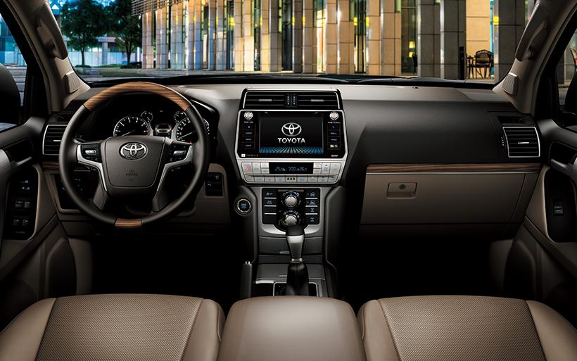 Toyota Qatar Official Site Toyota Prado