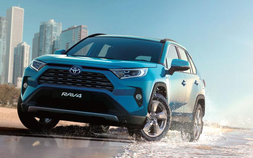 Toyota Qatar Official Site Toyota Rav 4